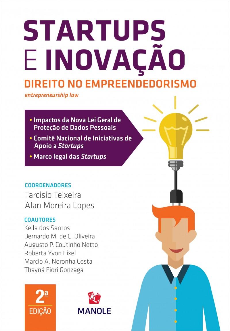 Startups e Inovação - direito no empreendedorism