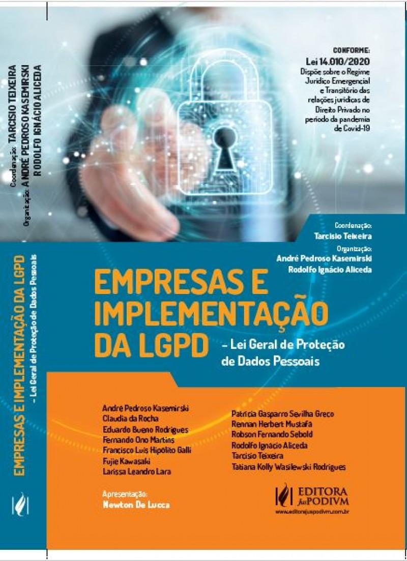Empresas e Implementação da LGPD