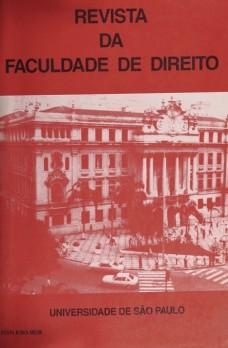 Revista da Faculdade de Direito da USP